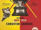 1955-56 WHL (minor pro) Season