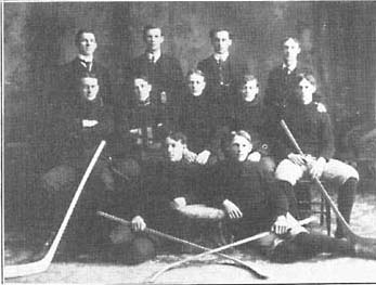 1906-07 OHA Intermediate Groups