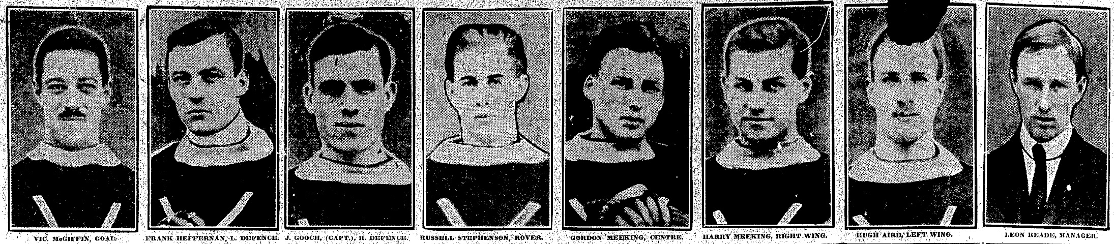 1914-15 OHA Senior Season