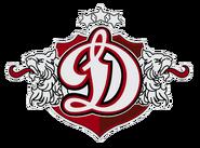 Logo Dinamo Riga (2008)