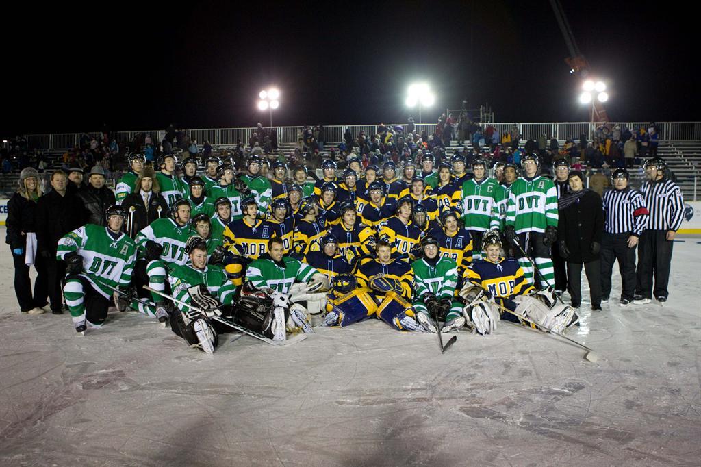 2010-11 AJHL Season