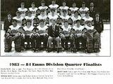 1983-84 OHL Season