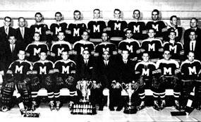 1963-64 Saskatchewan Senior Playoffs