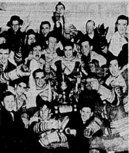 1944-45 Quebec Junior B Playoffs