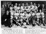 1950-51 States-Dominion Hockey League Playoffs