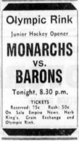 1955-56 MJHL Season