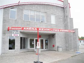 Arena Kevin Lowe & Pierre Page