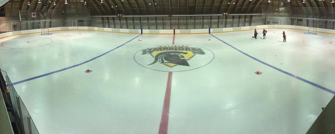 Columbia Ice Field Arena