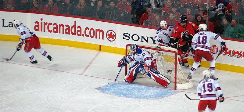 2007–08 New York Rangers season