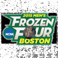 2015 Frozen Four logo