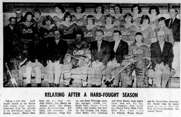 1975-76 MOJBHL Season