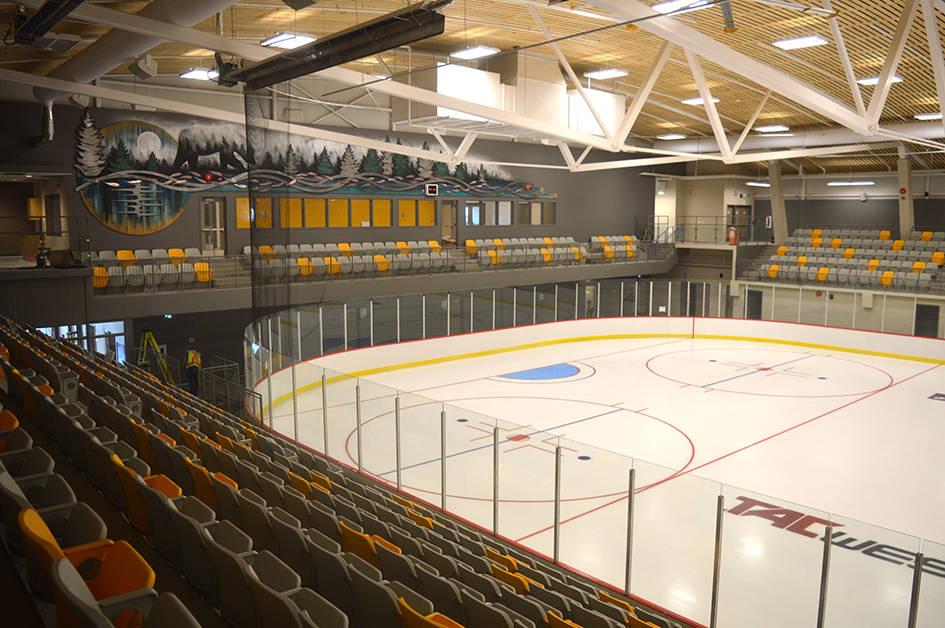 West Fraser Centre