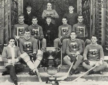 1907-08 CIAU Season