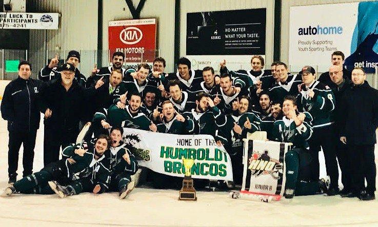 2017-18 LJHL Season