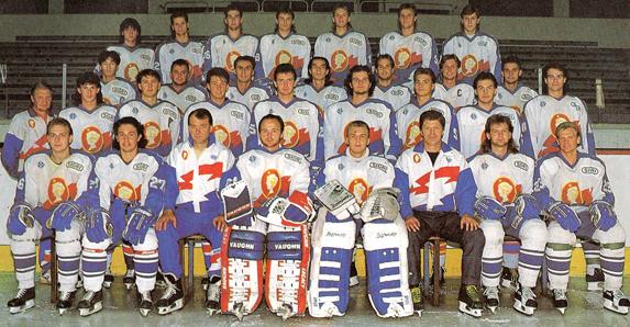 1993-94 Czech Extraliga season