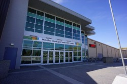 McArthur Island Sports & Events Centre