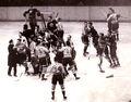 21Feb1937- Leafs-Amerks fight