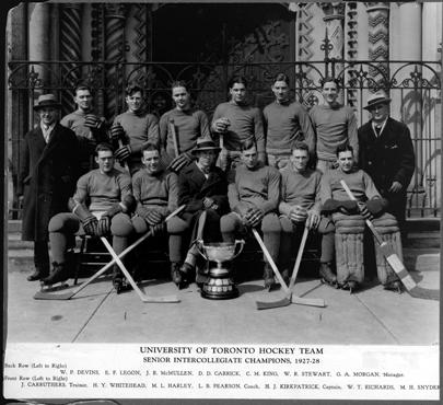 1927-28 OHA Senior Season