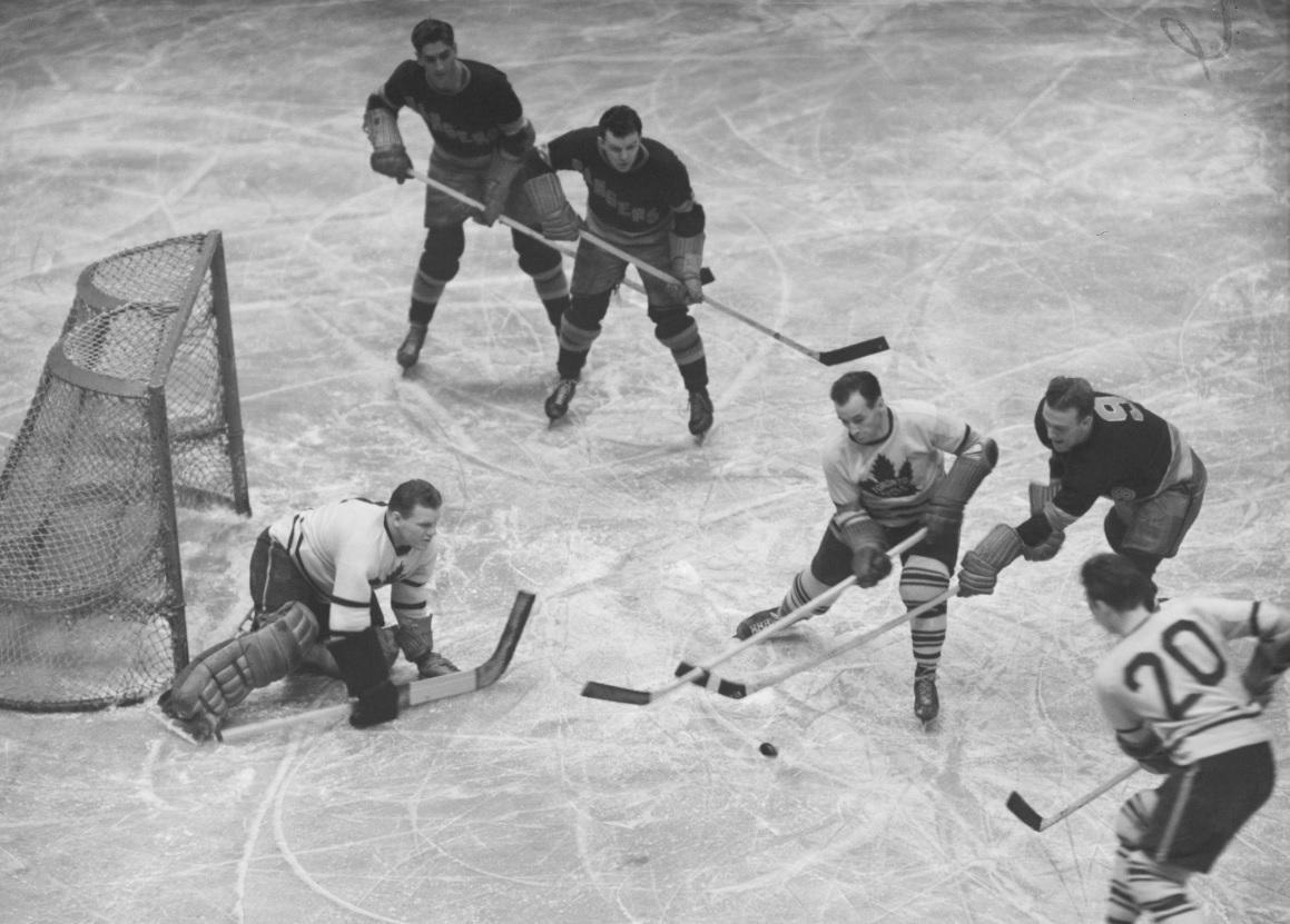 1939–40 Toronto Maple Leafs season