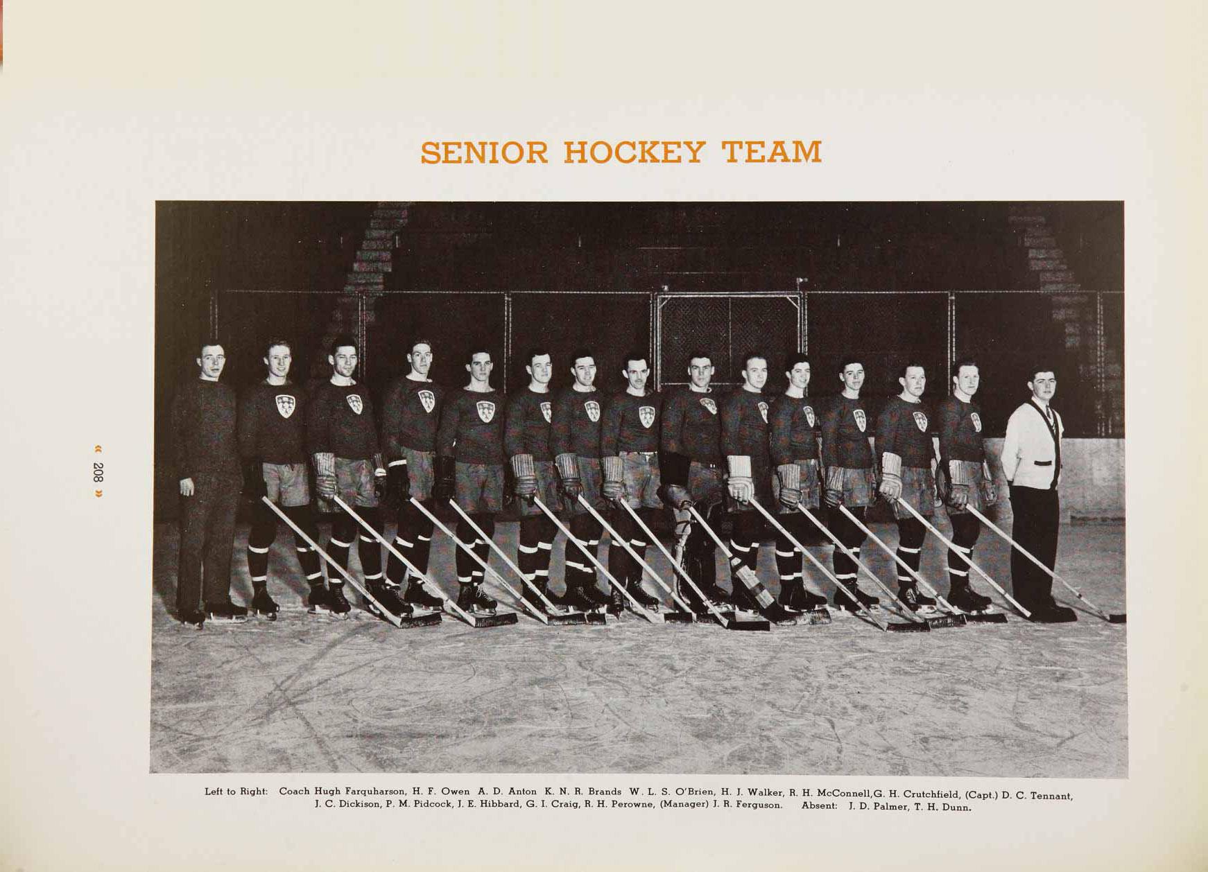 1937-38 IIL Season