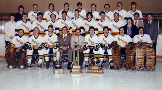 1982-83 Western Canada Intermediate Playoffs