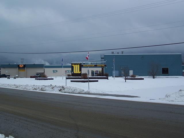 Mackenzie Recreation Centre