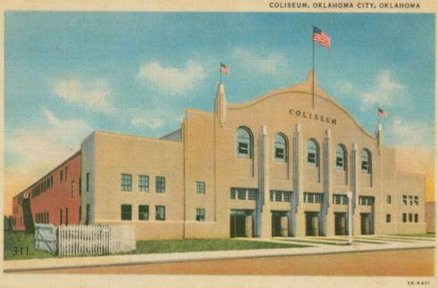 Stockyards Coliseum