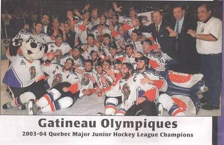 2003–04 QMJHL season