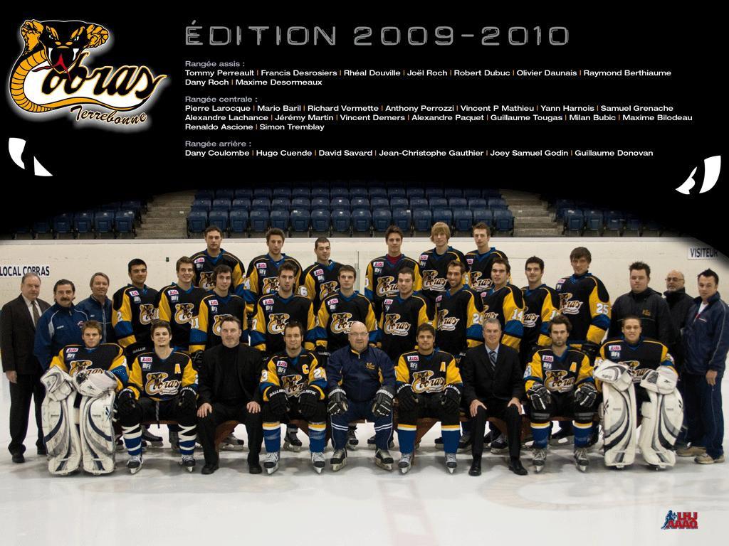 2009-10 QJAAAHL Season