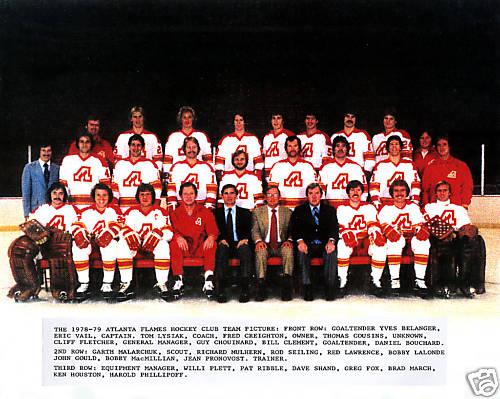 1978–79 Atlanta Flames season