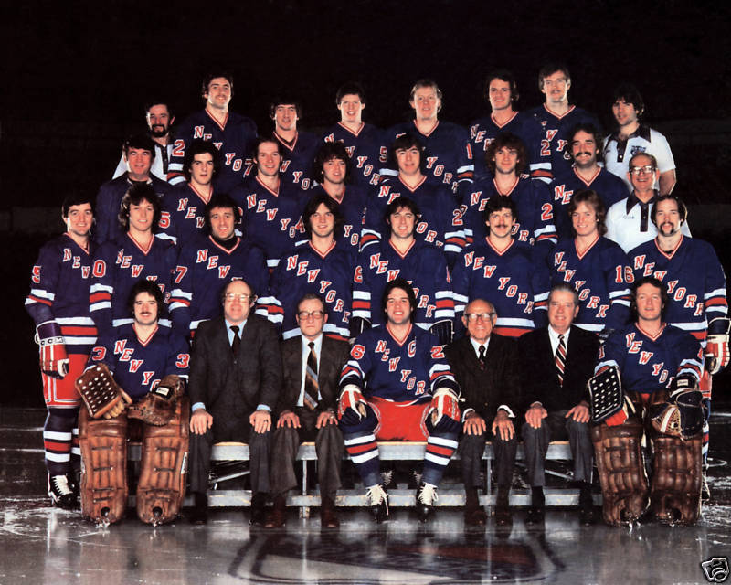 1978–79 New York Rangers season
