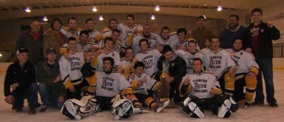 2008-09 PEIMJHL Season