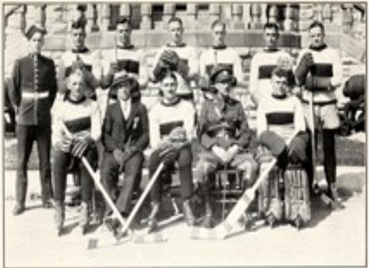 1929-30 OHA Intermediate Groups