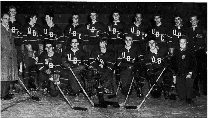 1953-54 Hamber Trophy