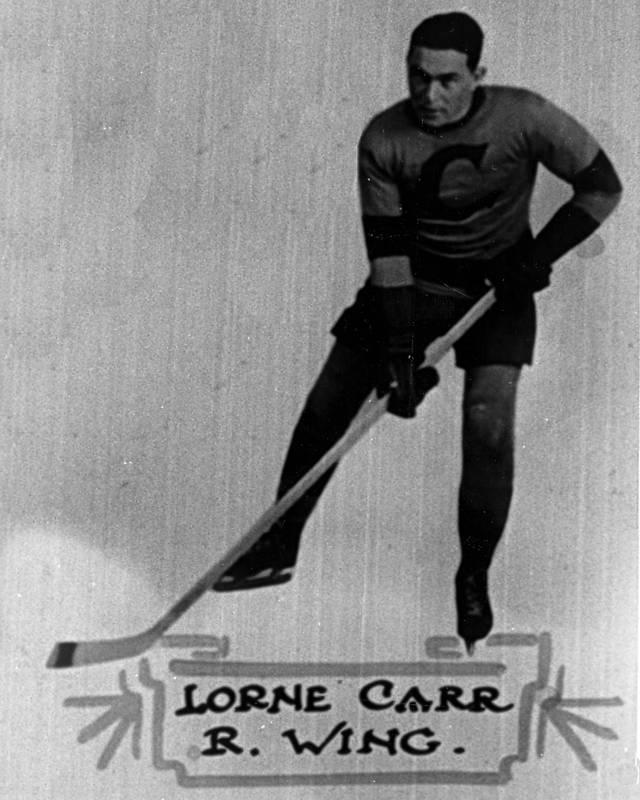 Lorne Carr