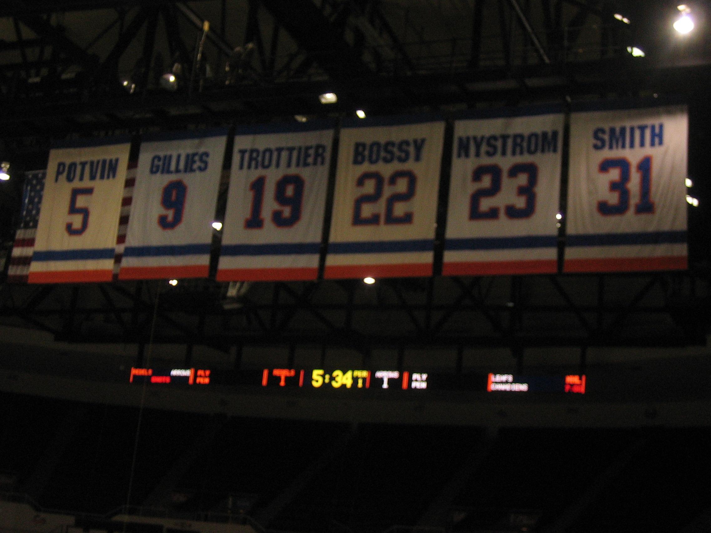 List of New York Islanders award winners