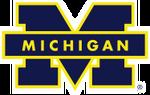 Michigan Wolverines athletic logo