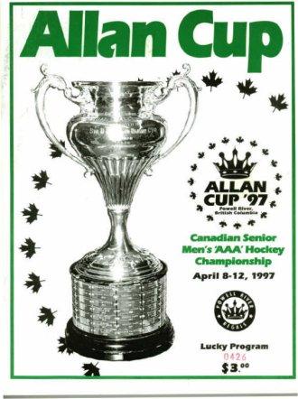 1997 Allan Cup