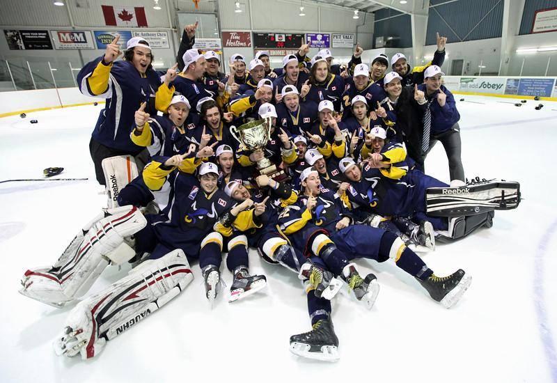 2013-14 GMJHL Season