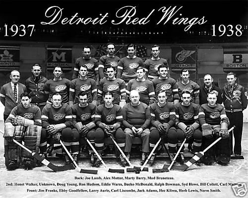 1937–38 Detroit Red Wings season