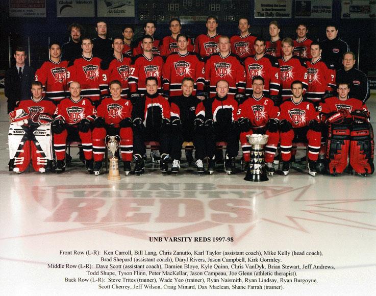1997-98 AUAA Season
