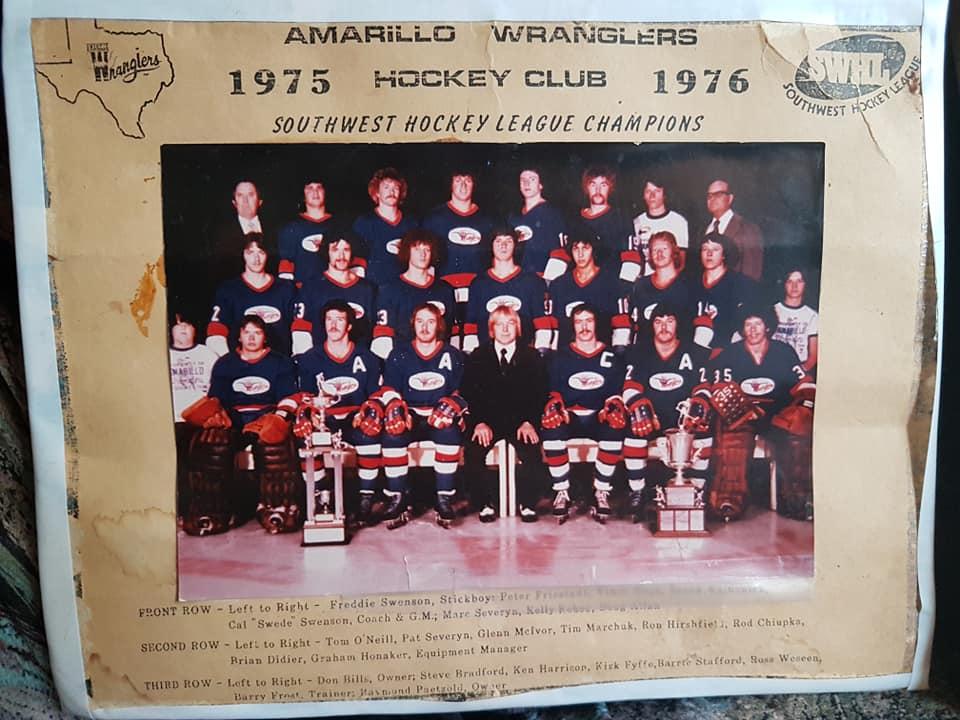 1975-76 SWHL season