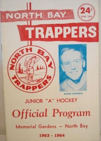 1963-64 NOJHA Season