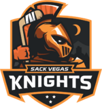 logo as Sack Vegas Knights 2018-19