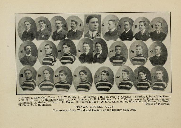 1903 CAHL season