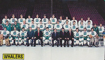 1988–89 Hartford Whalers season
