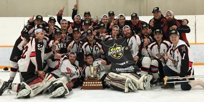 2017-18 HTJHL Season