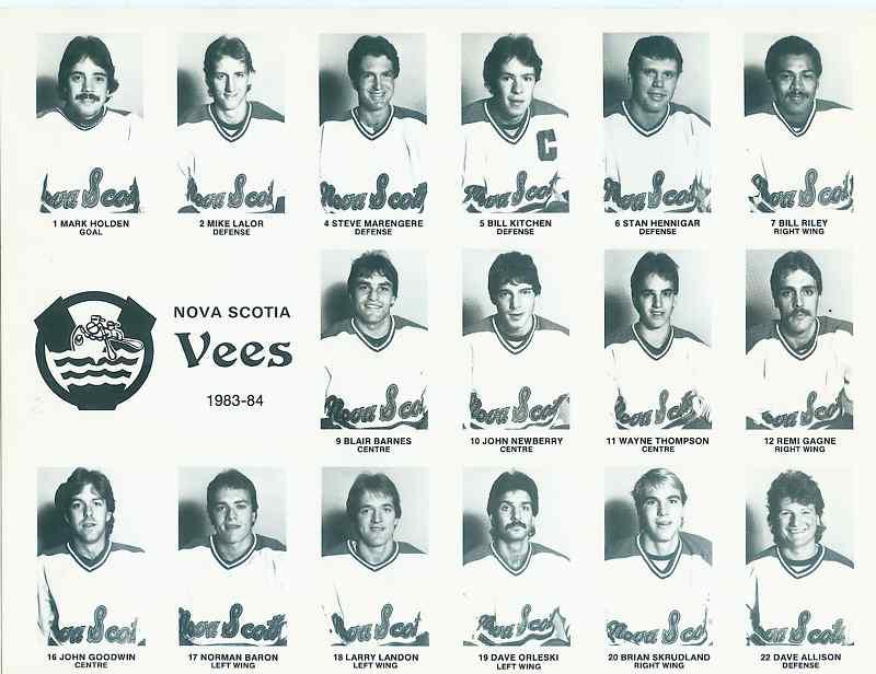 1983–84 AHL season