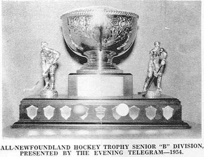 Evening Telegram Trophy