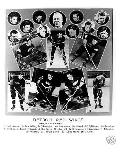 1937 Stanley Cup Finals